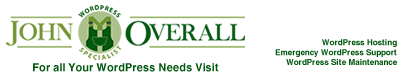 JohnOverall.com Web Services